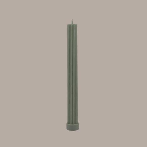 Column Pillar Candle - Eucalyptus