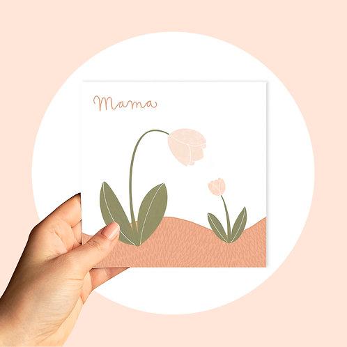 Card - Mama