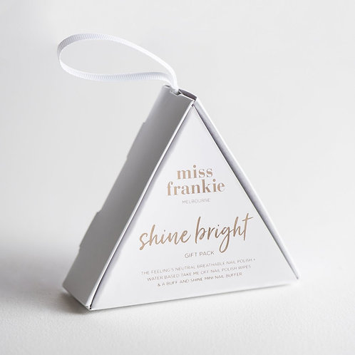 Shine Bright Gift Pack - Natural