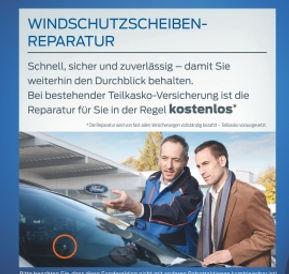 Windschutzscheiben-Reperatur