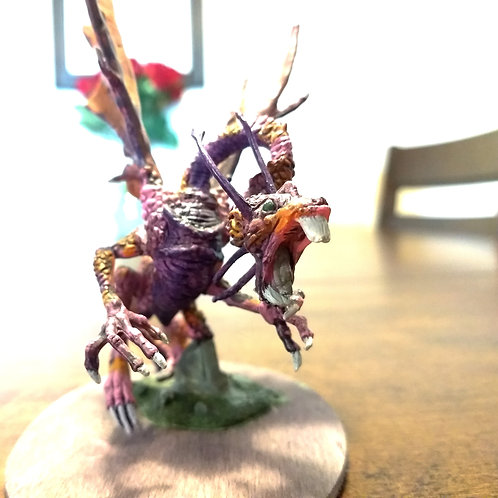 Jabberwok D&D Miniature Dragon
