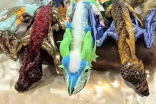 Deluxe Shoulder Dragons