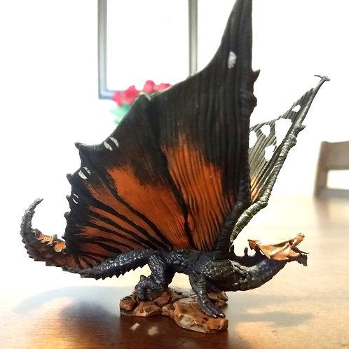 Butterfly Dragon D&D Miniature
