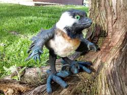 chickadee velociraptor
