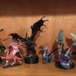Lots of dragons