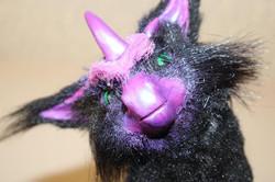 unicorn face