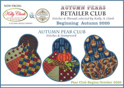 Autumn Pears Advert