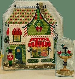 Winter Village Toy Shoppe