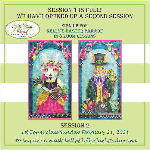 Easter Parade Lesson Series SESSION 2