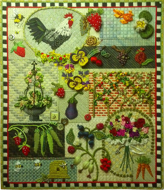 Sampler FINISHED!!!!!!!!!!