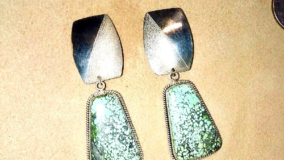 Damale Turquoise Earrings