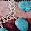 Thumbnail: Natural Arizona Turquoise Sterling Bracelet