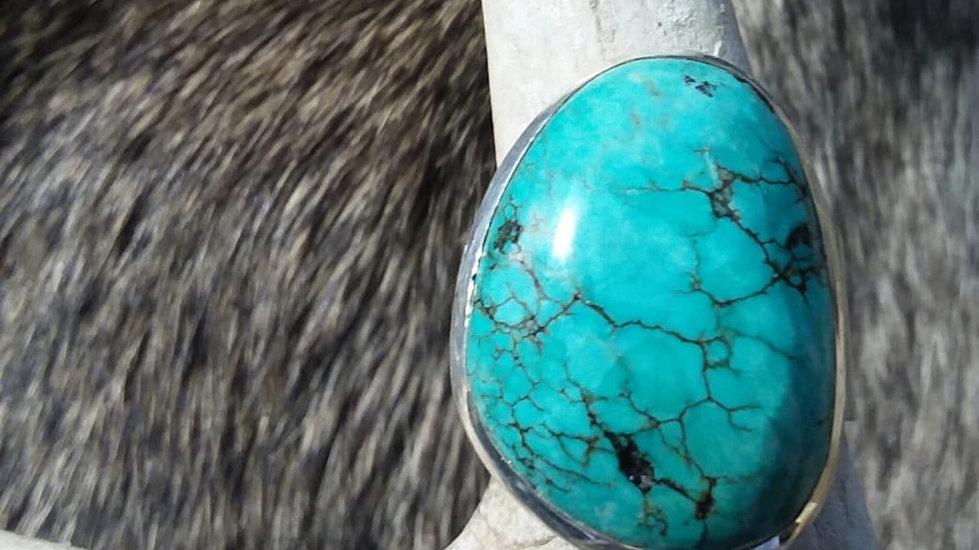 Santa Rosa Turquoise Ring