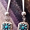 Thumbnail: Sleeping Beauty Turquoise Bolo Tie