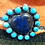 Thumbnail: Dead Pawn Lapis & Turquoise Ring