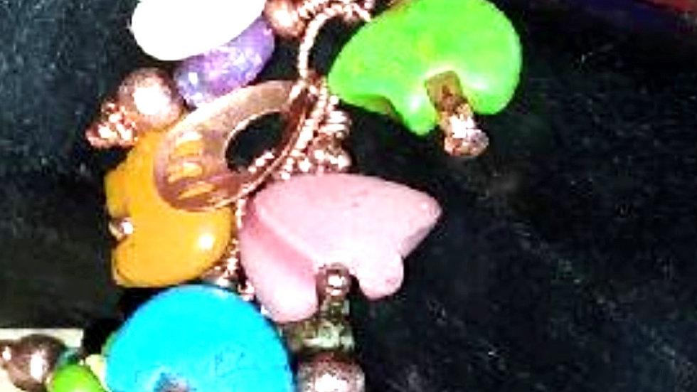 Zuni Bear Bracelet