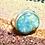 Thumbnail: Caribbean Larimar Ring