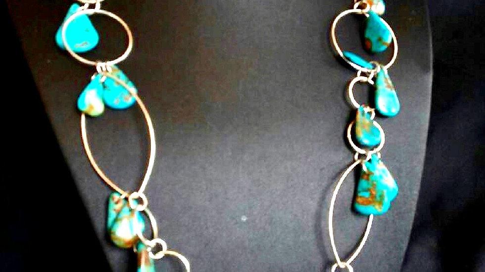 Arizona Bisbee Necklace
