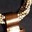 Thumbnail: Wild Horse Turquoise Necklace