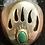 Thumbnail: Navajo Dead Pawn Ring