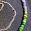 Thumbnail: Tanzanite and Emerald Necklace