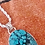 Thumbnail: Arizona Turquoise Pendant and Sterling Necklace