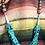 Thumbnail: Nacozari Turquoise Necklace