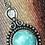 Thumbnail: Larimar Sterling Earrings