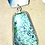 Thumbnail: Damale Turquoise Earrings