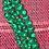 Thumbnail: 5 Strand Malachite Necklace