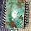 Thumbnail: Cuprite in Chrysacolla Earrings