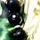 Thumbnail: Faceted Onyx Neckkace