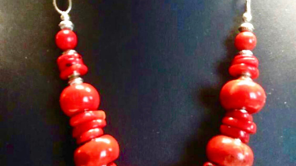South Sea Coral Necklace