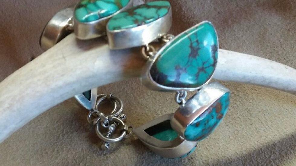 Santa Rosa Turquoise Bracelet