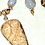 Thumbnail: Chalcedony Necklace/Earrings Set