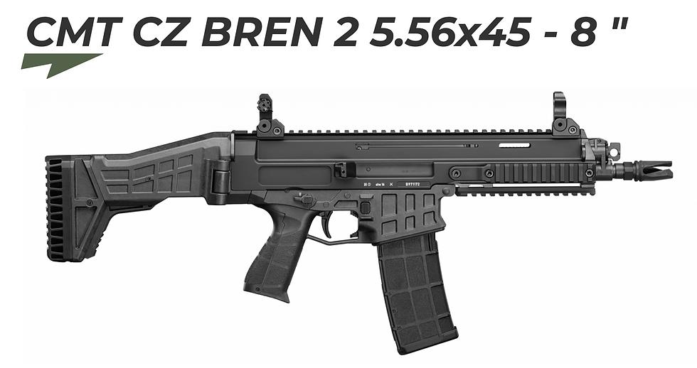 """CMT-CZ Bren 2 - 8"""""""
