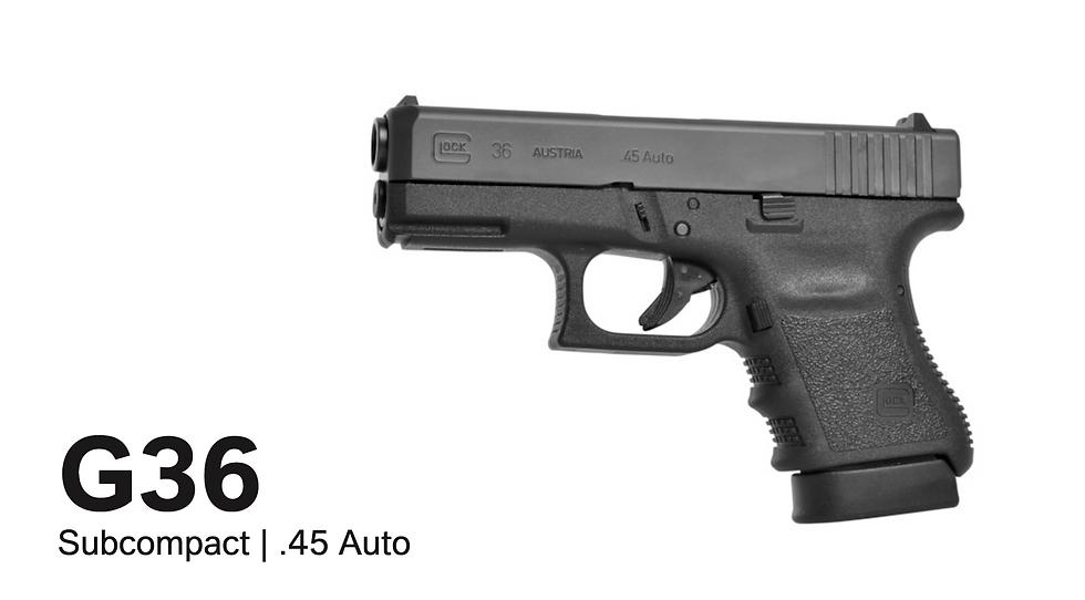 Glock G36