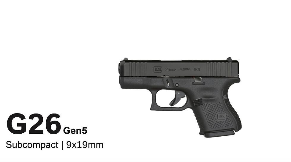 Glock G26
