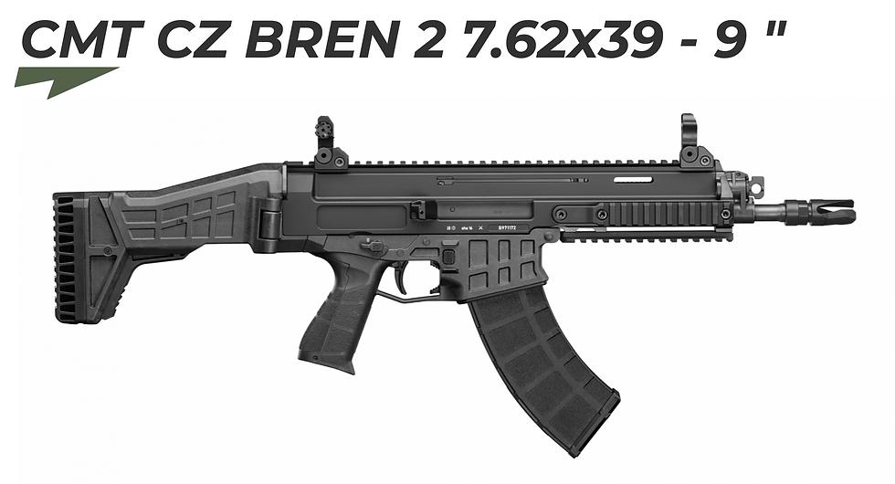 """CMT-CZ Bren 2 - 9"""""""