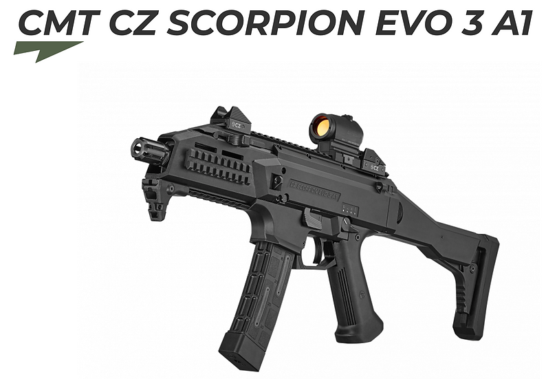 CMT-CZ Scorpion EVO 3 A1