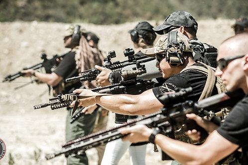 Fundamentals of Rifle Deployment