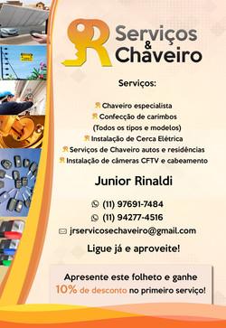 Folheto Junior