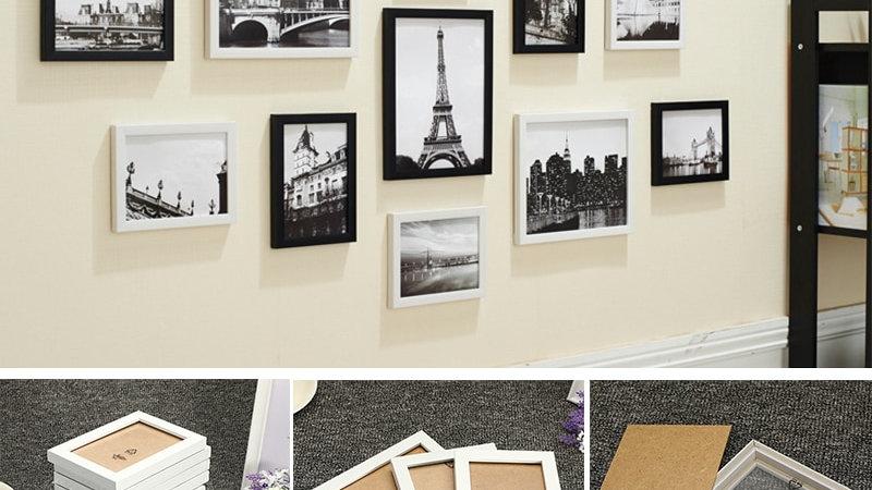 11PCS Wall Hanging  Frame Set