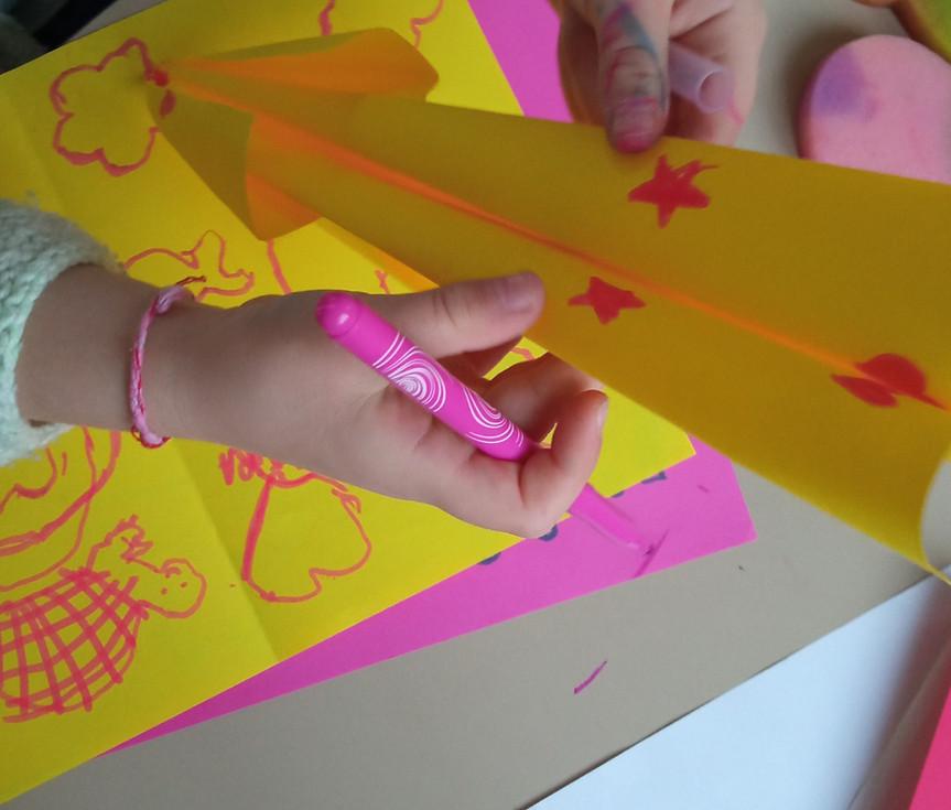 Ruée vers l'art - Paper airplanes 2020
