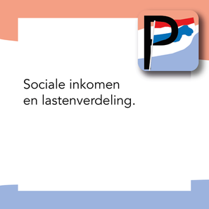 Sociale Inkomen en Lastenverdeling.