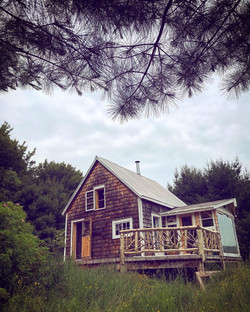 "Artist's Eco Cabin ""The Nest"""
