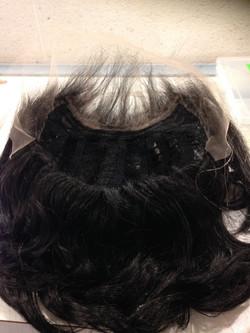 Deep Front Balding Wig