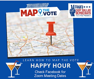 Map the vote training resources