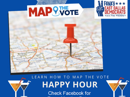 Map the Vote - Find Voters