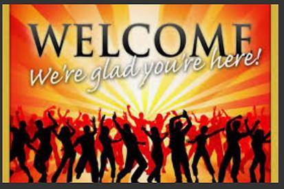 Welcome new members Feb 2021